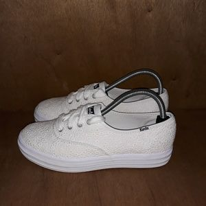 NEW KEDS TRIPLE CVO EYELET WMNS SNEAKERS